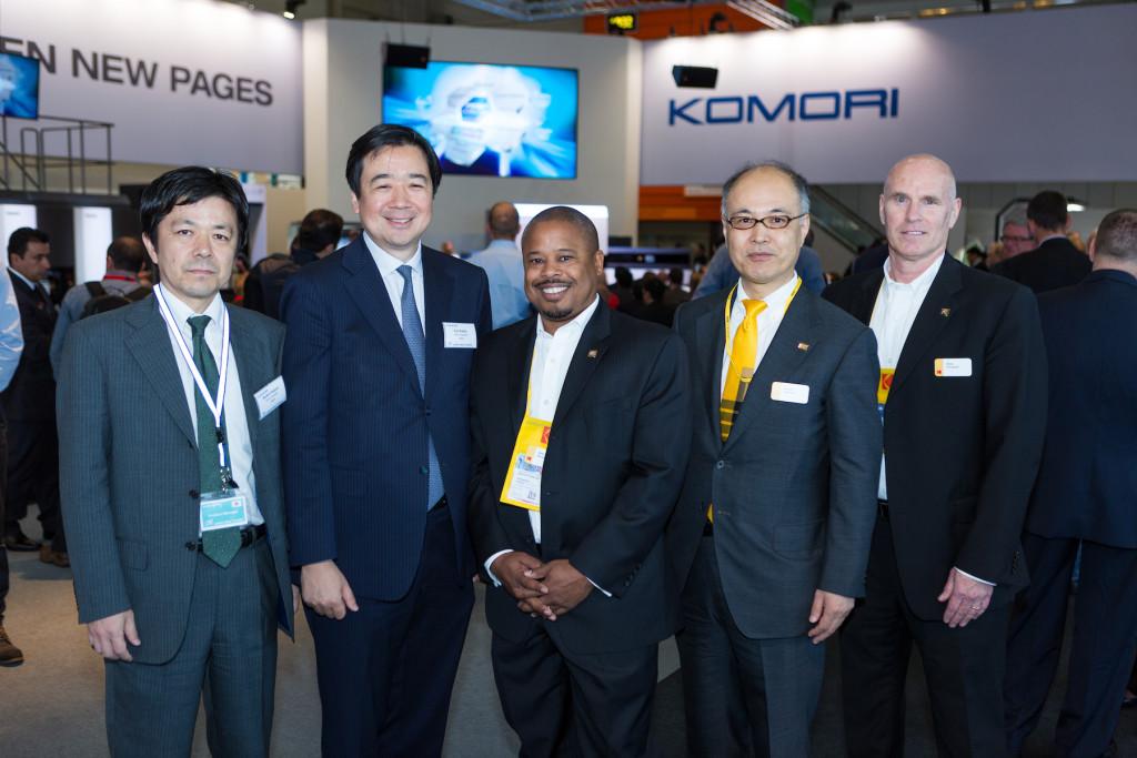 Kodak_Komori_ Partnership