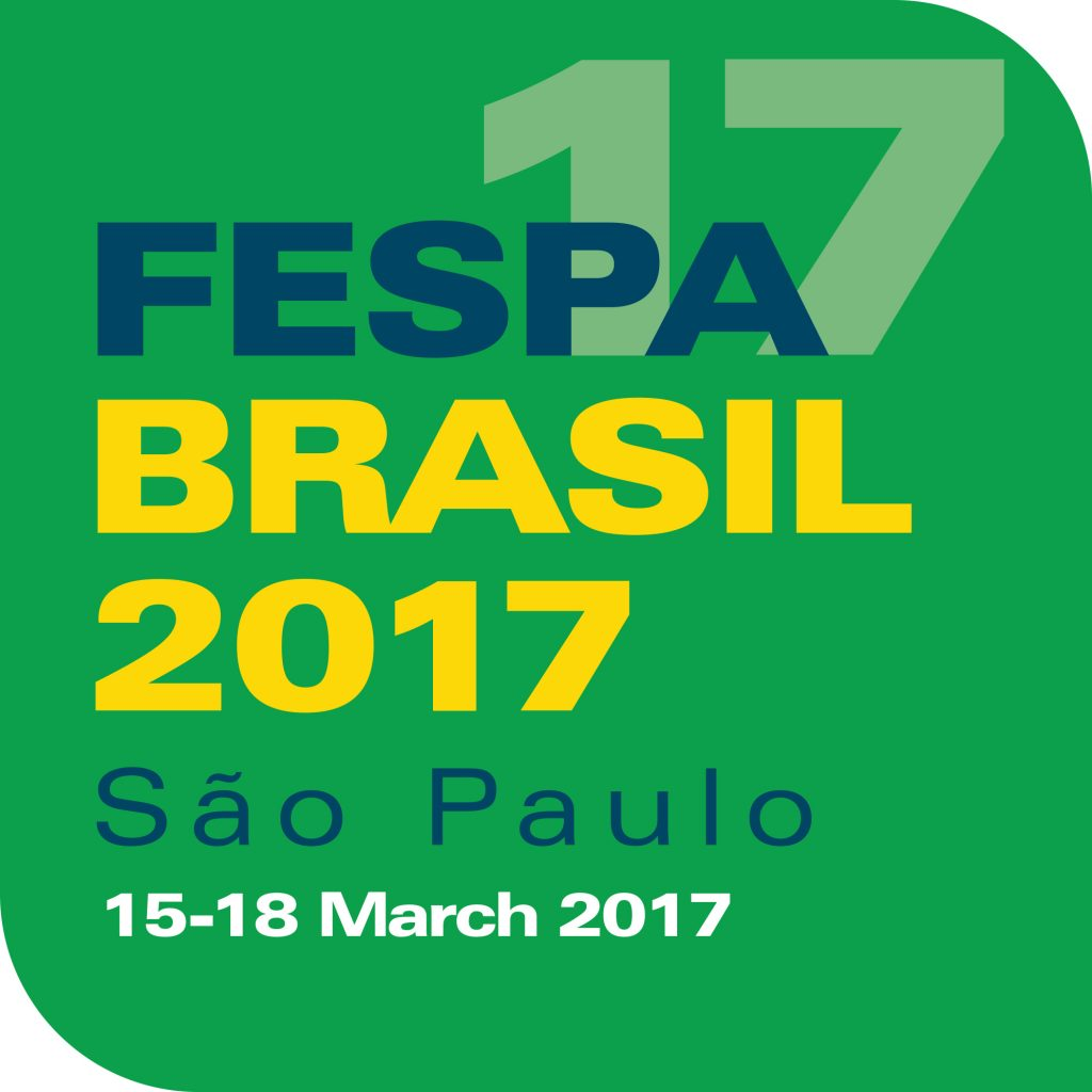 NEW FESPA Brasil 2015 logo