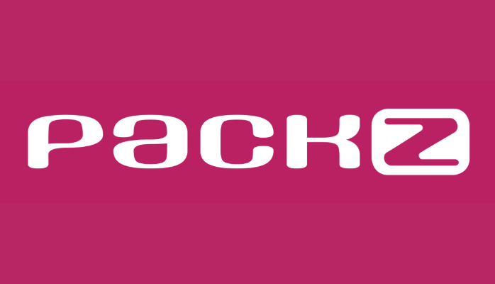 PackZ logo magenta